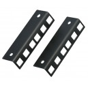 2 U RACK STRIPS, FOR USE IN ALL RACKMOUNTING EQUIPMENT