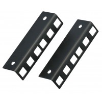 2U RACK STRIP RAILS PAIR