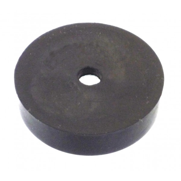 Cabinet Rubber Feet 100m Thick By 38mm In Diameter