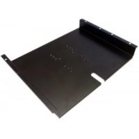 8u 19 inch rack monitor mounting plate
