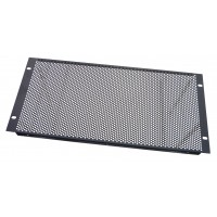 5U 19 inch Perforated blanking filler panel.