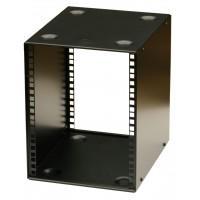 7U 9.5 inch Half-Rack 300mm Stackable Rack Cabinet