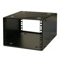 4U 9.5 inch Half-Rack 300mm Stackable Rack Cabinet