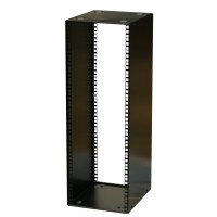 16U 9.5 inch Half-Rack 300mm Stackable Rack Cabinet