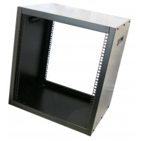 12u 19 inch stackable cabinet dj 435mm deep