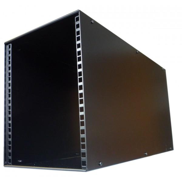 7u 9 5 Inch Half Rack 600mm Stackable Rack Cabinet