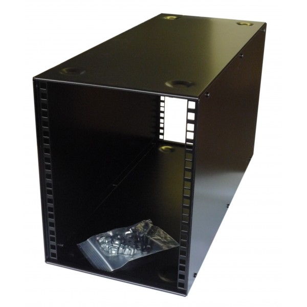 7u 9 5 Inch Half Rack 600mm Stackable Rack Cabinet