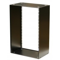 15U 19 inch 200mm Stackable Rack Cabinet