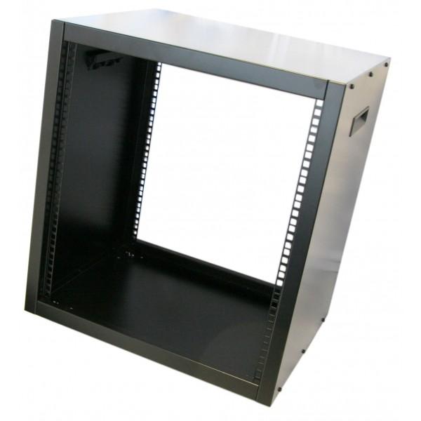 10u 19 Inch Rack Cabinet 535mm Deep Allmetalparts