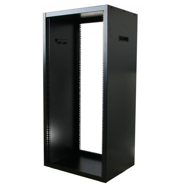 28u Rack Cabinet 19 inch Network AV 435mm deep - AllMetalParts