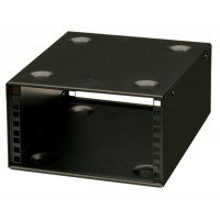 3U 9.5 inch Half-Rack 200mm Stackable Rack Cabinet