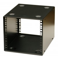 5U 9.5 inch Half-Rack 200mm Stackable Rack Cabinet