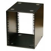 7U 9.5 inch Half-Rack 200mm Stackable Rack Cabinet
