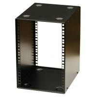 8U 9.5 inch Half-Rack 300mm Stackable Rack Cabinet