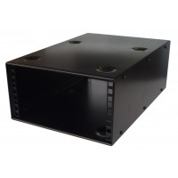 3U 10.5 inch Half-Rack 400mm Stackable Rack Cabinet