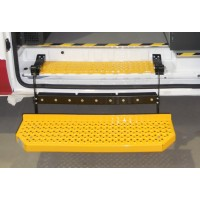 New Transit Folding Safety Side step