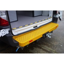 New Transit Replacment Rear Bumper Step