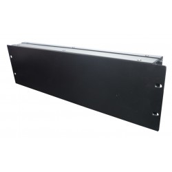 3U 19 inch rack mount 100mm non vented enclosure chassis case