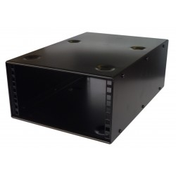 2U 10.5 inch Half-Rack 400mm Stackable Rack Cabinet