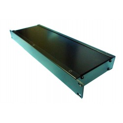 1U 19 inch rack mount 150mm non vented enclosure backbox chassis case
