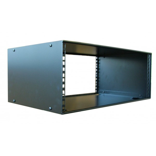 4u 19 Inch Rack Cabinet 300mm Deep With Flat Top Allmetalparts