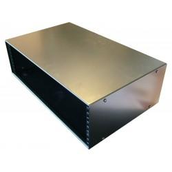 3u 19 inch Flat top stackable bottom cabinet 300mm deep