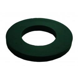 20 M4 Black Nylon Washers 9mm O/D 0.9 Thickness