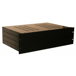 4U 19 inch 250mm rack mount enclosure vented chassis case