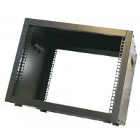 10u 19 inch stackable cabinet dj 435mm deep