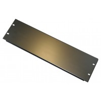 3U 19 inch Blank Folded Blank Panel