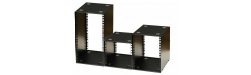 A Range of 9 5 inch Half-Rack cases