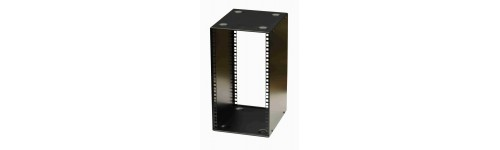 10.5 inch 200mm Deep Half Rack Case
