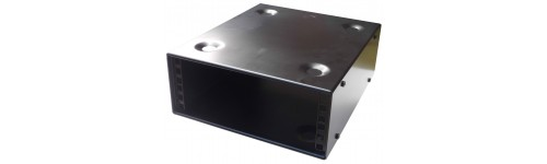 10.5 inch 300mm Deep Half Rack Case