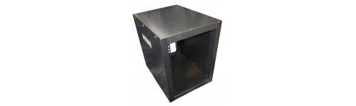 10.5 inch Robust half rack Cabinet 435mm deep