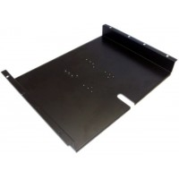 6u 19 inch rack monitor mounting plate
