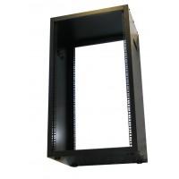 20u 19 inch stackable cabinet dj 435mm deep