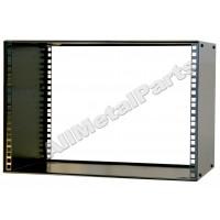7u 19 inch 200mm stackable rack cabinet case