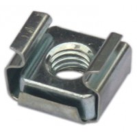 100 Cage nuts for 0.7mm-1.6mm
