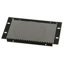 3U Half-Rack Perforated Vented Blank Panel