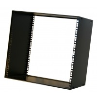 12U 19 inch 300mm Deep Stackable Rack Cabinet