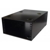 3U 10.5 inch Half-Rack 400mm Stackable Rack Cabinet