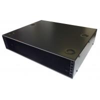 1u 19 inch stackable cabinet 400mm deep