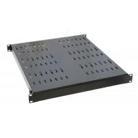 1U 19 inch Adjustable Server Rack Shelf  530mm to 970mm