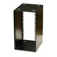 11U 9.5 inch Half-Rack 300mm Stackable Rack Cabinet