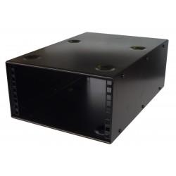2U 10.5 inch Half-Rack 400mm Stackable Rack Cabinet