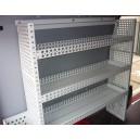New Ford Transit Van Shelf System 1418 w x 1550 h